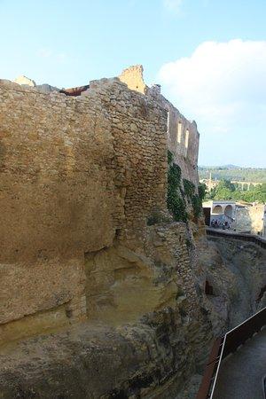 El Catllar, España: foso