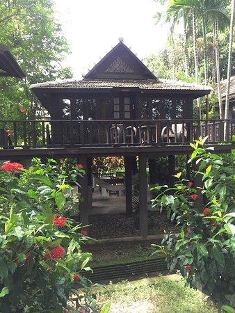 Saraphi, Tailandia: Our beautiful Rice Barn