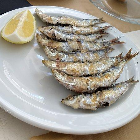 Alcaidesa, Spagna: Del espeto al plato...