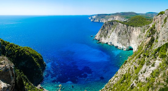 Χωριό Κερί, Ελλάδα: Keri Caves Panorama
