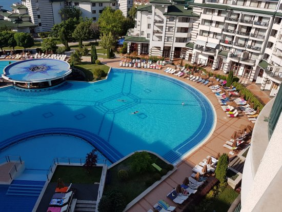 Hotel Emerald Beach Resort Spa Bulgarien