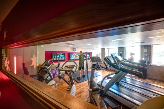 Apex Waterloo Place Hotel: Gym