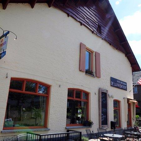 Slenaken, The Netherlands: Hotel Restaurant