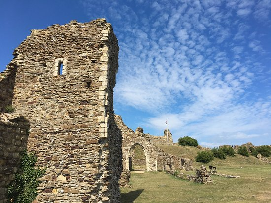 Hastings Castle: photo0.jpg