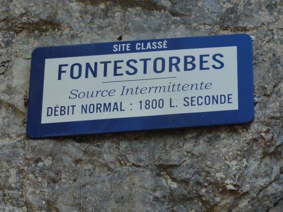 Belesta en Lauragais, ฝรั่งเศส: FONTESTORBES