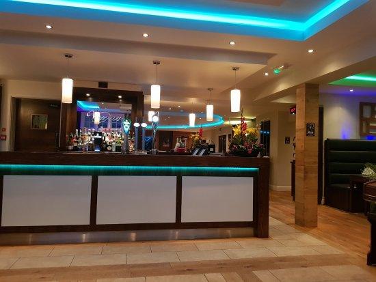 Orsett, UK: Restaurant decir