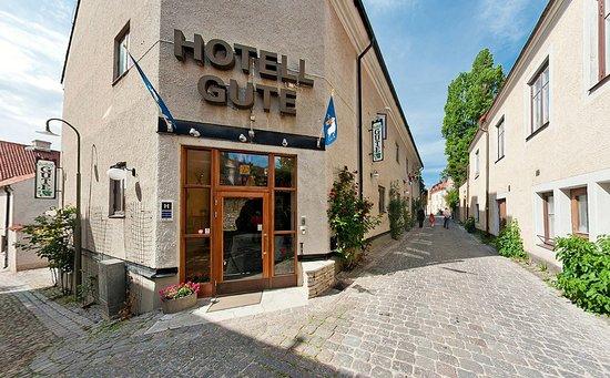 Foto de Hotel Gute