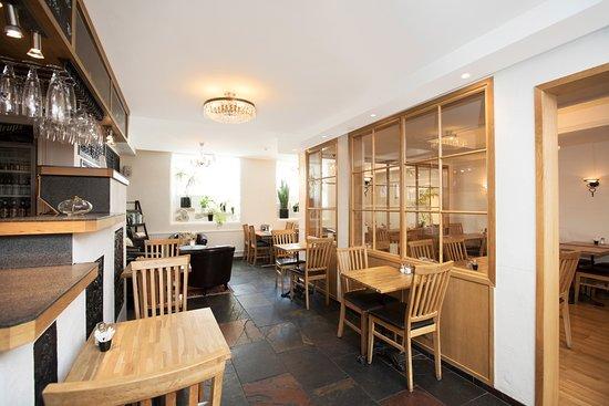 Hotel Gute: Breakfast area