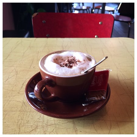 Photo of Cafe Le Fontainas in Brussels, , BE