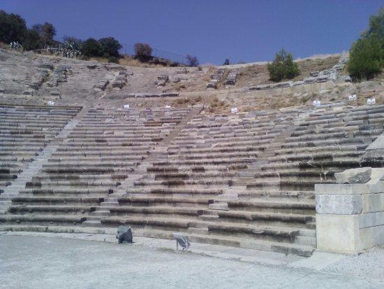 Bodrum Amphitheater: Театр