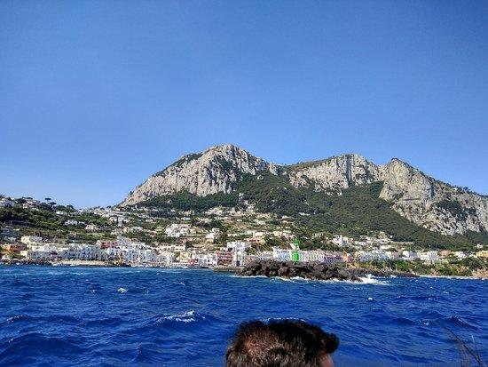 Laser Capri Boat Tours Italien Omd 246 Men Tripadvisor