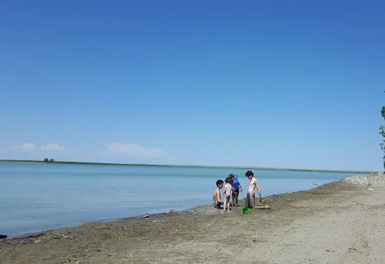 Cardston, Canada: wally's beach St Marys reservoir