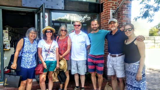Newburyport July tours