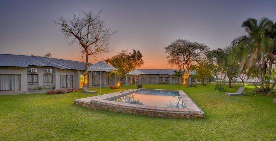Malelane, แอฟริกาใต้: 12 luxury suites at Hamiltons Lodge