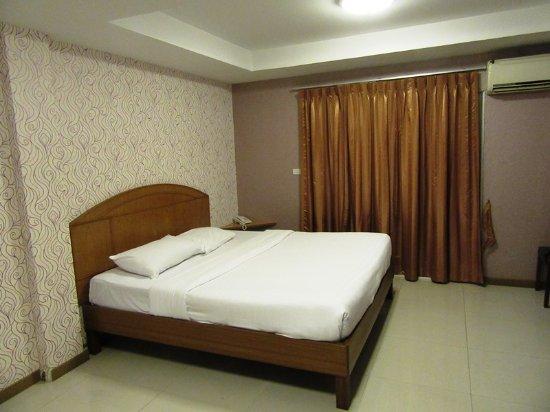 Convenient Resort: 十分熟睡できます。