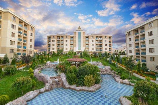 Grand Özgül Termal Tatil Köyü