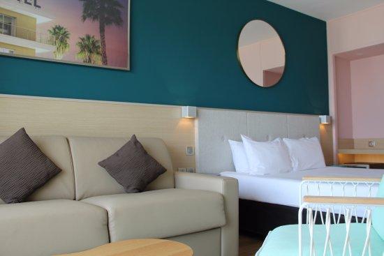 Syracuse Hotel: Chambre Confort, Supérieure Côté Mer, Supérieure Vue Mer Panoramique