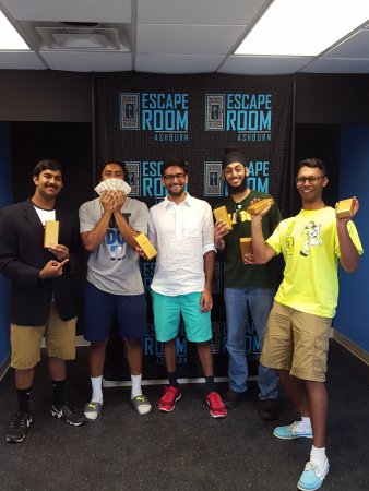 ‪Escape Room Ashburn‬