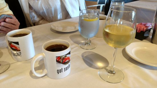 Framingham, MA: Tea and Wine