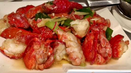 2 Lobsters - Ginger and Scallion