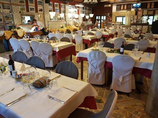 Busnago, Italië: Ristorante Pianura Inn