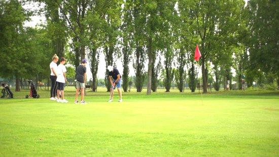 Meolo, Italie : 5 whole golf course PAR 3