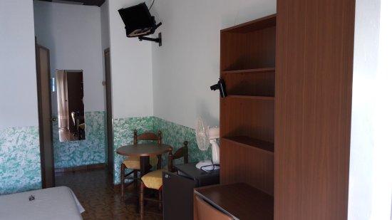Hotel Ristorante G.L.A.V.J.C.: Chambre