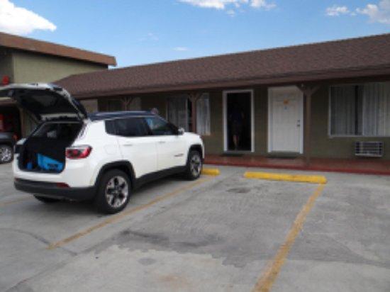 20161220 203159 bild von mountain view motel for Mt vista cabina e motel