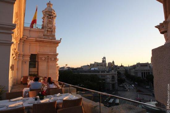 Terraza Restaurante En Periodo Estival Picture Of Palacio