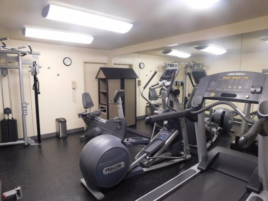 Newnan, GA: Fitness Center