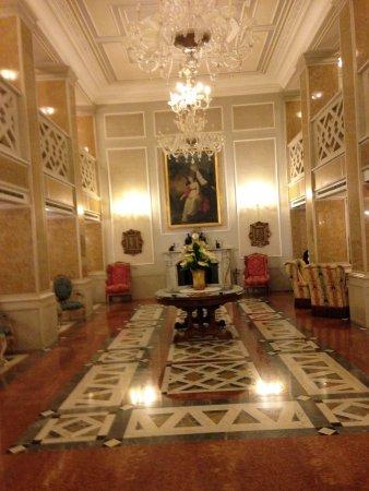 Baglioni Hotel Luna : Foyer