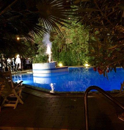 Hotel Maddalena : Serata di vigilia al Ferragosto 2017