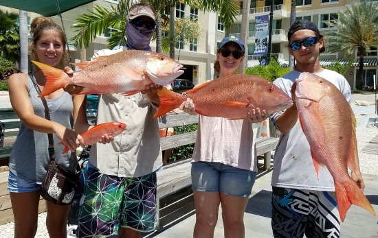 Boynton Beach, FL: Mutton Snapper