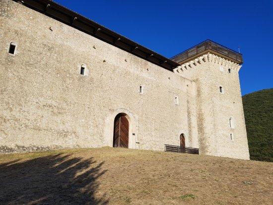 Spoleto, Italië: La Rocca