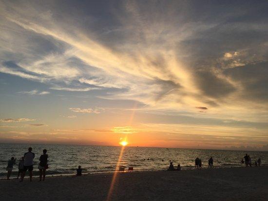 Nokomis, FL: Another beautiful sunset :D
