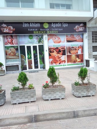 Zen Ahlam Agadir Spa