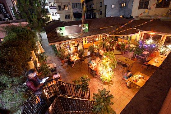 Black Olives Cafe and Bar: Black Olives Cafe