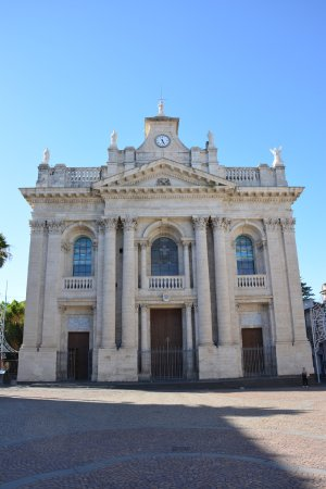Riposto, Italie : Basilica di San Pietro