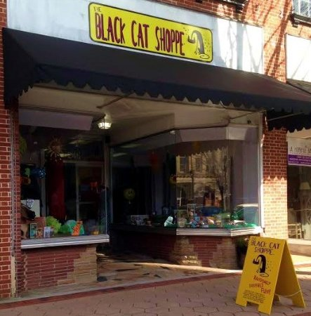 ‪The Black Cat Shoppe‬