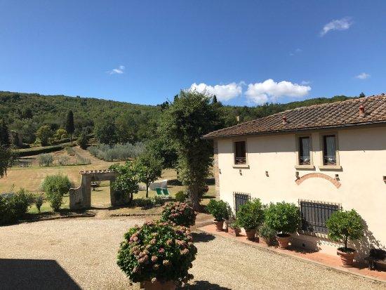 Vicchio, Ιταλία: Vista dalla camera