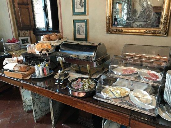 Vicchio, Ιταλία: Colazione