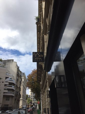 Hotel Le Six: photo5.jpg