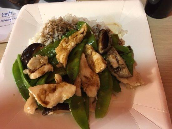 Norridge, IL: Kylling med svart sopp