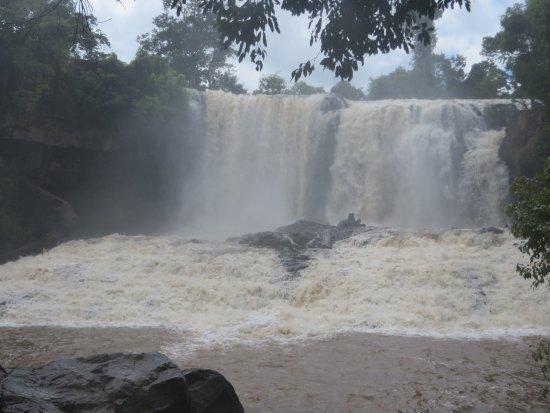 Sen Monorom, Kambodja: The main waterfall