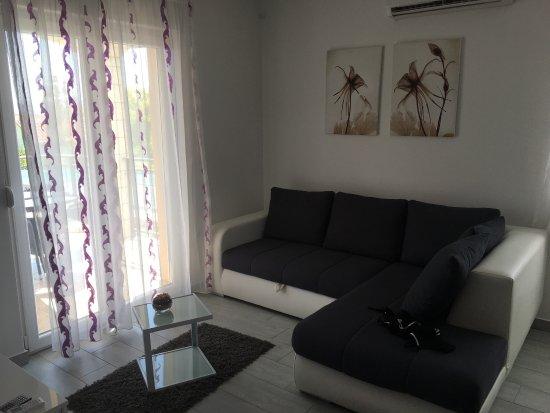 Kastel Luksic, Κροατία: Sehr schönes und sauberes Apartment! Tolle Vermieter ! Besser geht nicht !