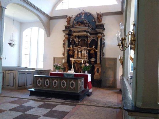 Ostseebad Prerow, Jerman: Besuch der Seemannskirche in Prerow.