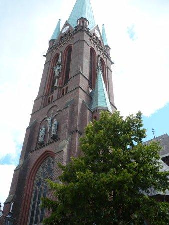 Gladbeck, Tyskland: St. Lamberti.