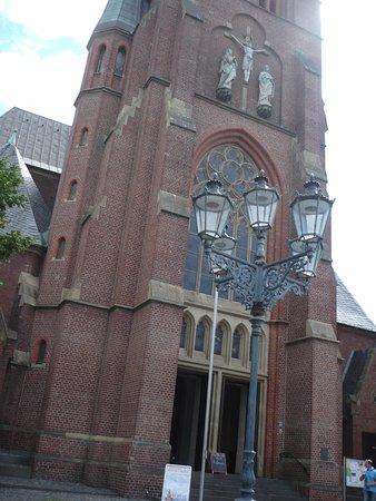 Gladbeck, Jerman: St. Lamberti.