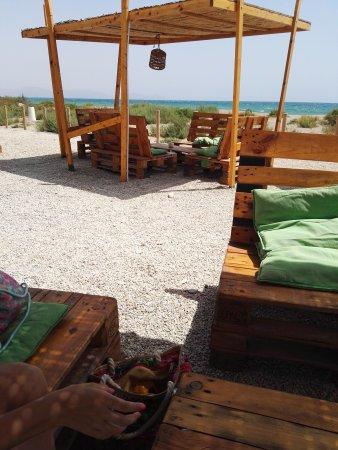 Mazarron, Spagna: Chiringuito Parazuelos 16