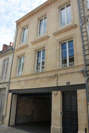 Façade de la Maison Odeia - Bild von La Maison Odeia, Bordeaux ...